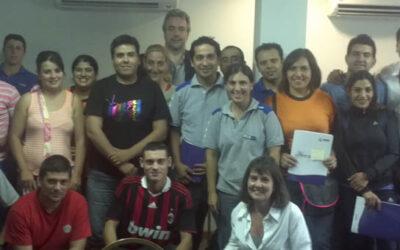 Último curso de sensibilización para empleados de OPESSA
