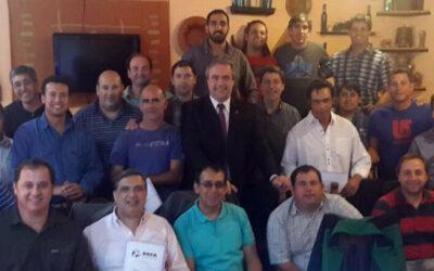 Capacitación del personal de Oleoductos del Valle S.A.