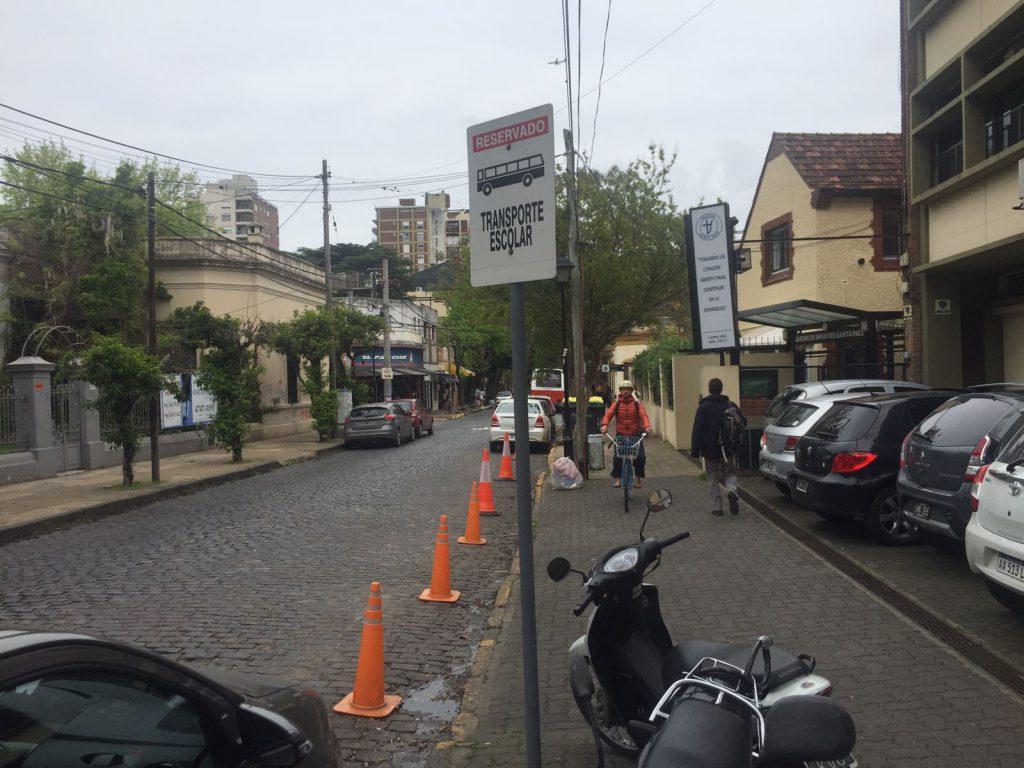Reorganización Tránsito San Isidro (1)