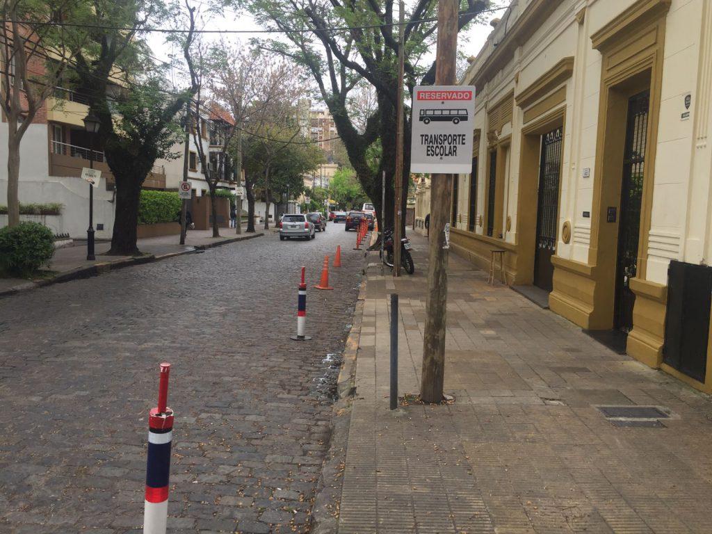 Reorganización Tránsito San Isidro (3)