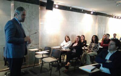 Curso para empleados del Grupo Sancor Seguros Uruguay