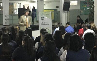 Cátedra abierta de Educación Vial para futuros docentes