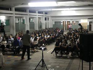 """Botta Bernaus en la conferencia """"Educación Vial, desafío de la Escuela del siglo 21"""""""