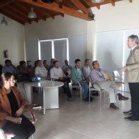 Programa de capacitación para personal de Oleoductos del Valle S.A