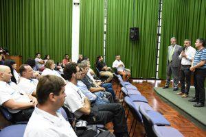 Botta Bernaus ofreció una conferencia de capacitación en la cual destacó modos de trabajo.
