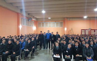 Conferencia Policía de Córdoba